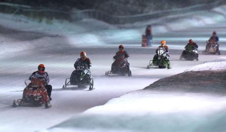 International 500 Snowmobile Race #SooI500 | The most