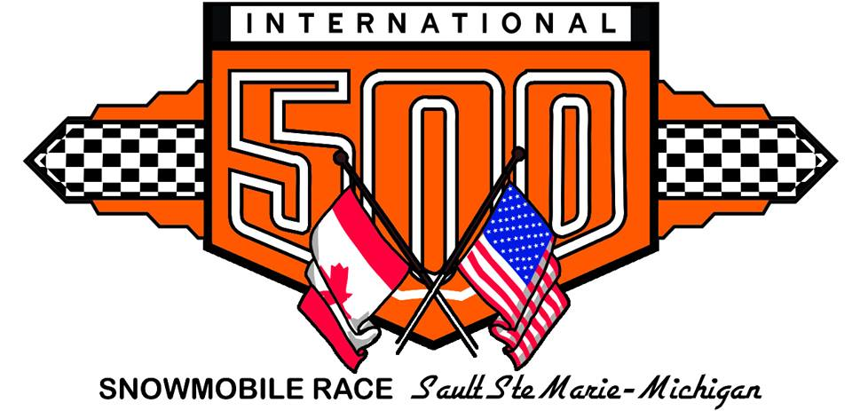 International 500 Snowmobile Race
